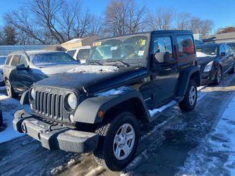 2014 Jeep Wrangler for Sale in Detroit,  MI