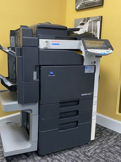 Office Printer - Konika Minolta Bizhub C353 for Sale in Happy Valley,  OR
