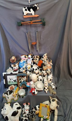 Cow collection for Sale in Hemet, CA