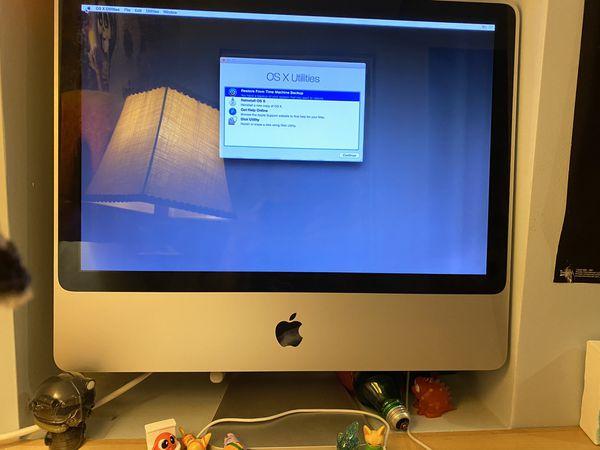 2009 iMac