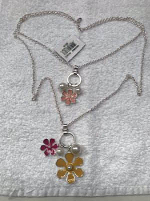 LYDELL NYC Silver Toned Ladies Necklace for Sale in Shepherdstown, WV