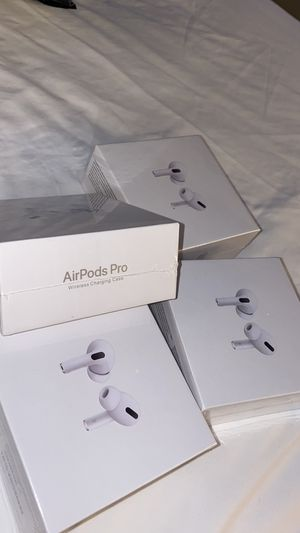10 PAIR OF APPLE AIRPOD PROS for Sale in Hartford, CT