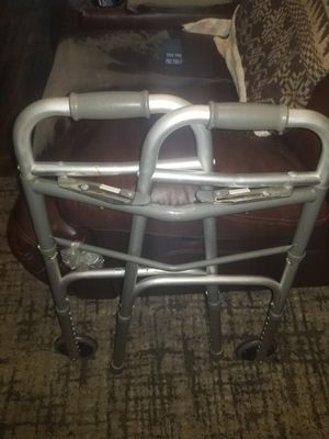 2 piece aluminum heavy duty medical equipment deal for Sale in Leominster, MA