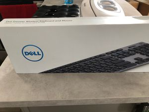 Dell Premier Wireless Keyboard and Mouse for Sale in Downers Grove, IL
