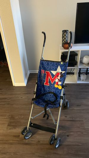 Mickey mouse stroller for Sale in Corona, CA