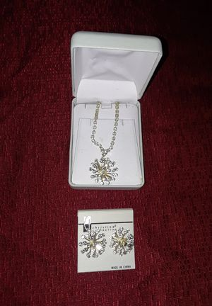 Like New Christina Collection Jewerly Set for Sale in Brooklyn, NY