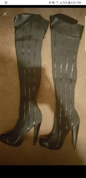 Thigh-Hi Boots- Size 9 for Sale in Douglasville, GA