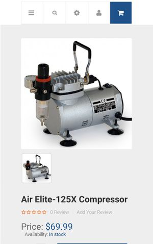 Air Elite-125X Compressor for Sale in Silver Spring, MD