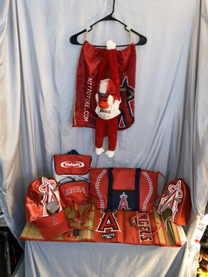 Angels Baseball Variety Swag for Sale in Anaheim, CA