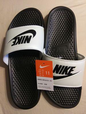 Benassi JDI PRINT Authentic Nike Slides for Sale in Belzoni, MS