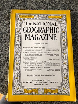The National Geographic Magazine's for Sale in Nashua, NH
