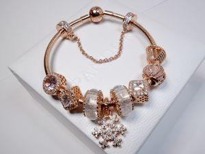 Pandora Roses Gold Bracelet for Sale in Houston, TX
