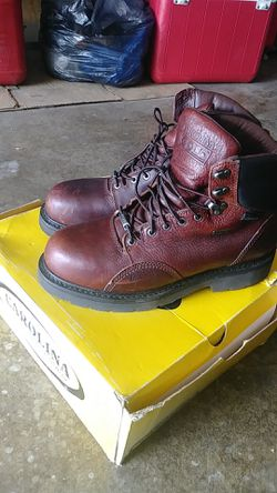 Carolina GOLD Steel Toe Combat Boots for Sale in Frederick,  MD