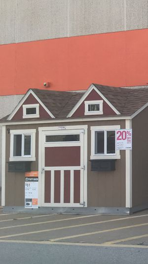 TUFF SHED BUILT ON SITE OR DELIVERED for Sale in St. Louis, MO