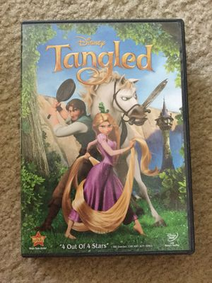 Disney's tangled dvd for Sale in Melbourne, FL