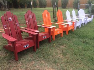 Brand-new Adirondack chairs for Sale in Charlotte, NC