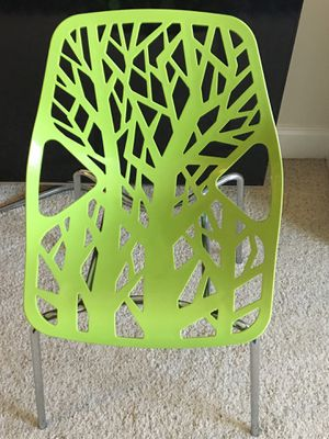 Contemporary Dining Chairs (Set of 4) for Sale in Baltimore, MD