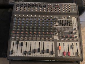 Behringer Powered Mixer for Sale in Glendale, AZ