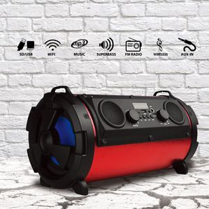 Bocina Nueva Bluetooth BAZOOKA !!! Bluetooth Speaker With Rechargeable 🔋 +++ USB/ AUX PORT / MICRO SD / FM RADIO !! for Sale in Los Angeles, CA