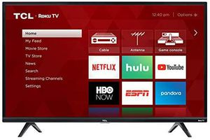 TCL 40S325 40 Inch 1080p Smart LED ROKU TV for Sale in Aurora, CO