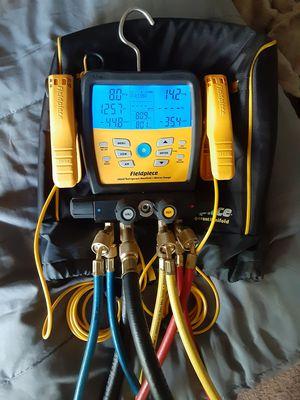 Fieldpiece sman480 gauges for Sale in El Cajon, CA