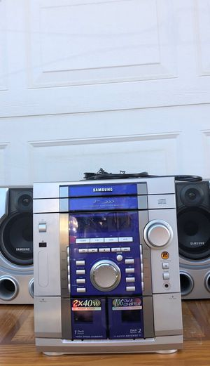 Samsung Stereo for Sale in Gilroy, CA