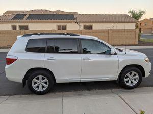 2010 Toyota Highlander for Sale in Chandler, AZ