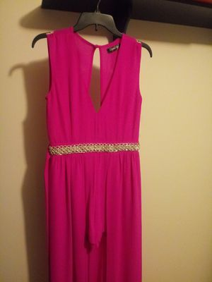 Pink formal dress for Sale in Schaumburg, IL