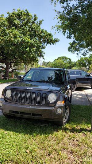 2008 jeep patriot for Sale in Aventura, FL