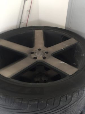 Dub baller rims for Sale in Plaquemine, LA