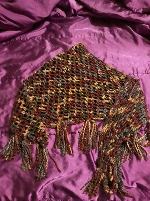 Crocheted Scarf for Sale in Sandy, OR