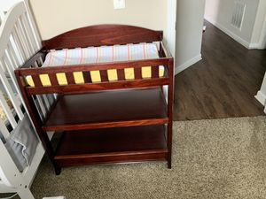 Changing table$ 35 for Sale in Gahanna, OH