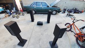 Surround Sound speakers Polk audio, onkyo and Bousto acoustic for Sale in Los Angeles, CA