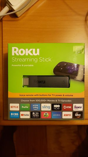Roku Streaming Stick for Sale in Adelphi, MD