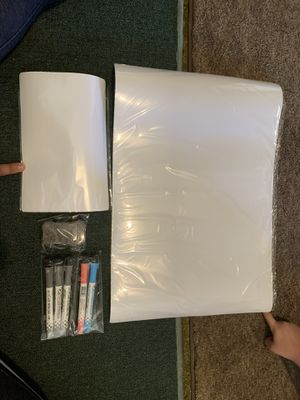 Magnetic whiteboard for refrigerators for Sale in Walnut, CA