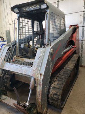 Skid steer bobcat new holland takeuchi for Sale in Carol Stream, IL