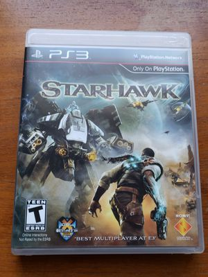 Starhawk PS3 for Sale in Pittsburgh, PA