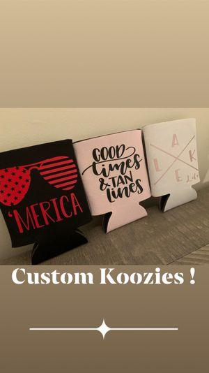Koozies ! for Sale in Cumming, GA