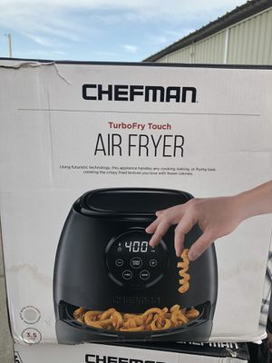 Chefman TurboFry Touch Air Fryer for Sale in Hanford, CA