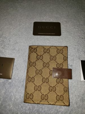 Gucci wallet / notebook cover for Sale in The Bronx, NY