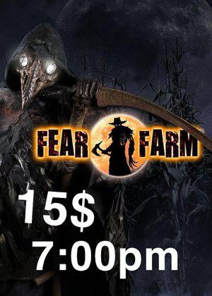 Fear farm ticket Sunday for Sale in Phoenix, AZ