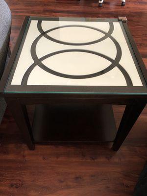 Coffee table, stand... espresso color for Sale in Alexandria, VA