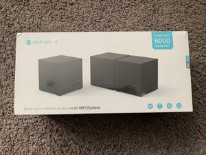 Rock Space Mesh Wi-Fi Router System for Sale in Dallas, TX