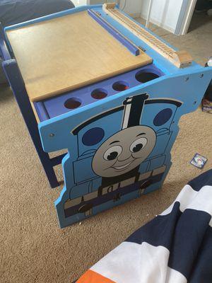 Thomas The Train Kids Desk for Sale in Maricopa, AZ