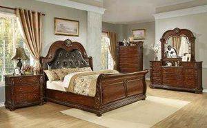 Huge Sale! Brand new king size bedroom set for Sale in Virginia Beach, VA