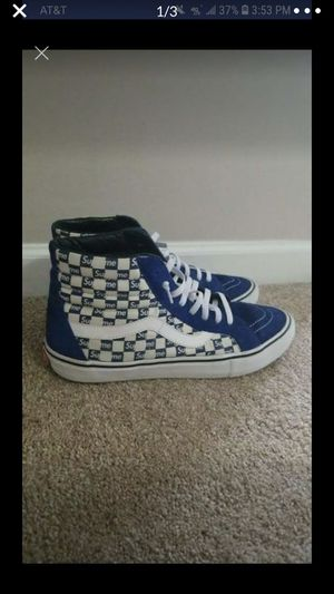 Supreme Checkerboard Vans for Sale in Indian Trail, NC