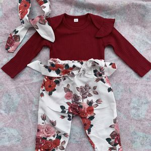 Baby Girl Outfit - 6 Month for Sale in Cedar Park, TX