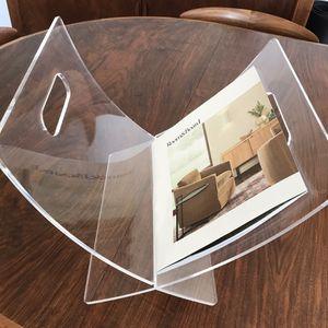 Folding Acrylic Magazine Rack for Sale in Washington, DC