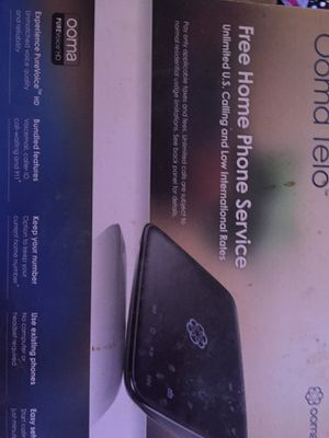 Ooma telo never been used for Sale in Gwinn, MI