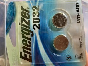 Energizer 2032 Lithium Batteries for Sale in Los Angeles, CA